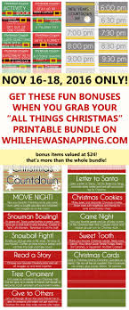 holiday archives while he was napping all things christmas bundle sneak peek bonus items