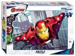 <b>Пазл Step puzzle Marvel</b> - 2 (71160), 54 дет. — купить по ...