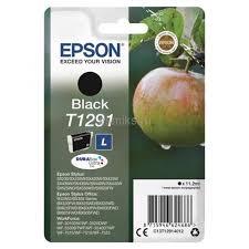 Картридж <b>Epson T1291</b> (<b>black</b>) <b>C13T12914012</b>, C13T12914011