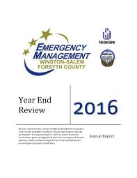 happy new year see our 2016 year end review readyforsyth 2015 year end review for ws fc emergency management