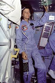 First Woman In Space, Sally Ride, Has Died