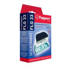 <b>Набор фильтров Topperr FLG</b> 33 для пылесосов LG Electronics в ...