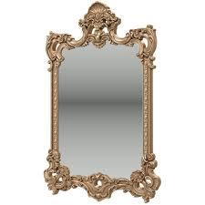 <b>Зеркало ЗК</b>-02, цвет золото, ШхГхВ 75х8х118 см.