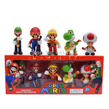 <b>5</b> PCS/set <b>Anime</b> Music Concert <b>Super</b> Mario Bros Toad Donkey ...
