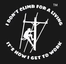 loving our linemen on Pinterest | Lineman, Lineman Wife and Power ... via Relatably.com