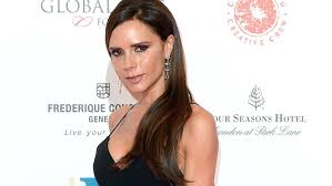 The 43-year old daughter of father Anthony Adams and mother Jackie Adams, 163 cm tall Victoria Beckham in 2017 photo