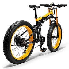 "Fat EU Quality <b>XT750Plus</b> 26"" Folding E bike 1000W Fat Folding ..."