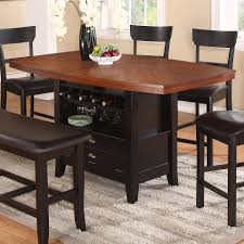 Tall Dining Room Sets Dining Owingsville Counter Height Dining Table 21610 Kitchen Room