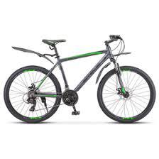 "<b>Велосипед</b> 26"" <b>Stels Navigator</b>-<b>620</b> MD, V010, цвет чёрный ..."