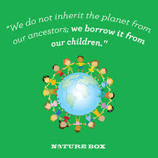 earth day quote | Tumblr via Relatably.com