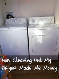 How to Make Money Cleaning Out <b>Dryer</b> Lint | Dengarden