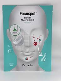 Dr. Jart+ Focuspot Micro Tip Patch (Blemish Care ... - Amazon.com