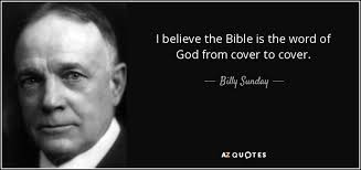 TOP 25 QUOTES BY BILLY SUNDAY (of 94) | A-Z Quotes