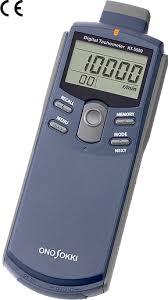 HT-5500 Handheld Digital Tachometer - ONO SOKKI