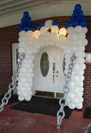 "Photo of Big <b>Star Balloons</b> - ""Princess <b>Castle Balloon</b> Arch"" - Humble ..."