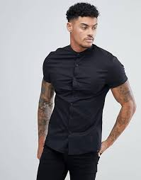<b>Рубашки с воротником</b> на пуговицах | Мужские <b>рубашки с</b> ...
