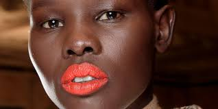 A Bold <b>Red</b> Lip Is This Season's Most Coveted Accessory - PAPER