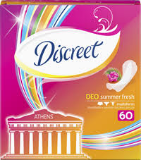 <b>Прокладки DISCREET</b> Deo SumFresh <b>Multiform</b> ежеднев. – купить ...