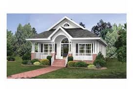 Eplans Country House Plan   Irresistible Front Porch Design      Front