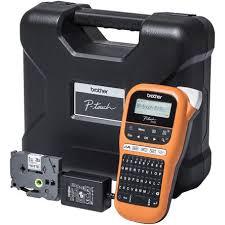 PTE110VPZU1 | <b>BROTHER PTE110VP</b> E110VP Label Printer Kit ...