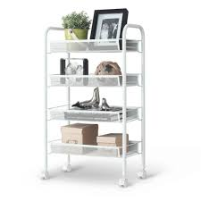 office trolley cart. splendid office trolley cart langria silver white tier decoration large size n
