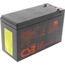 <b>Аккумулятор для ИБП</b> 12V 7Ah <b>CSB</b> GP 1272 — купить, цена и ...