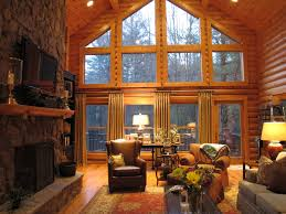 Rustic Cabin Bedroom Decorating Log Cabin Bedroom Paint Colors Awesome Interior Paint For Log