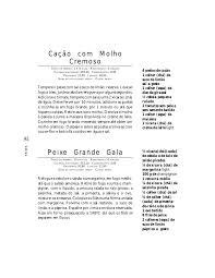 Resultado de imagem para IMAGENS DE RECEITAS DE CAÇÃO