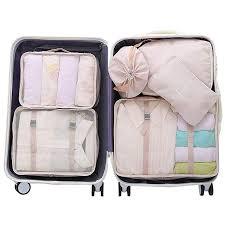 ruputin travel organizer insert bag multifunctional women cosmetic bags portable sundries sorting toiletries