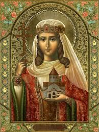 Святая благоверная царица <b>Тамара</b> . | Православные иконы ...