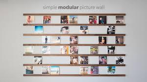 DIY Simple <b>Modular Picture Wall</b> with the HP ENVY <b>Photo</b> Printer ...