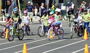 Image result for bike rodeo photos