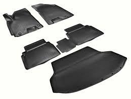 <b>Комплект</b> ковриков в салон и багажник <b>JAC</b> S5 3D 2013- | mercury ...