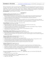 corporate law associate resume cipanewsletter sample attorney resumes resume samples uva career center