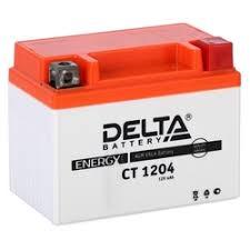 «<b>Аккумуляторная батарея Delta</b> CT 1204 (Мото АКБ ...