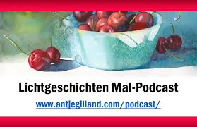 Lichtgeschichten Mal-Podcast