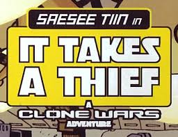 Image result for it takes a thief