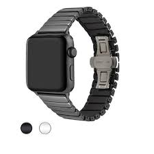 <b>Ceramic</b> Link Bands for Apple Watch - Epic <b>Watch Bands</b>