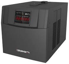 <b>Стабилизатор</b> напряжения однофазный <b>IPPON AVR</b>-<b>3000</b> ...