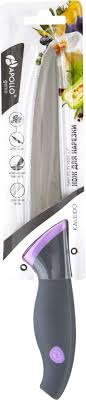 <b>Нож для нарезки</b> APOLLO Kaleido 14см, нерж.сталь, пищ.пластик ...