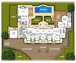 Split Level Home Plans   quot The Chateau quot  by Boyd Design PerthThe Floor Plan