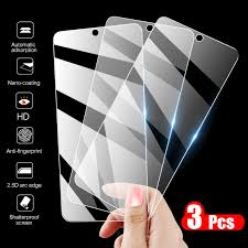 <b>3Pcs Tempered Glass</b> For Xiaomi Redmi 9 Protective Glass on the ...