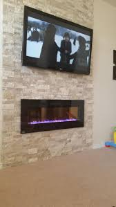 ideas pictures modern portable fireplace flavahomecom: napoleon linear wall mount electric fireplace outdoor fireplaces more