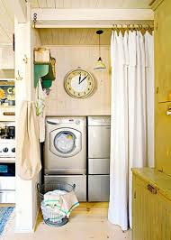 small bathroom clock: check time with wall clock decorating a small bathroom