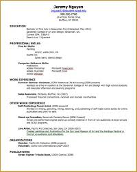how to make a basic resume getessay biz how to make a simple job how to make a resume for first job for how
