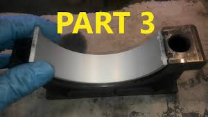 How To Rebuild A <b>Diesel Engine</b>. Part 3. <b>Main Bearings</b>, Thrust ...