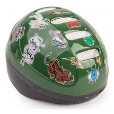 <b>Шлем защитный Happy-Baby</b> Stonehead, Green (размер S ...