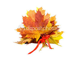 Znalezione obrazy dla zapytania bukiet jesienny z liści
