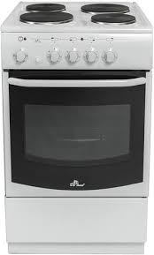 Купить <b>электрическую плиту De</b> Luxe 5004.14э Белая в интернет ...