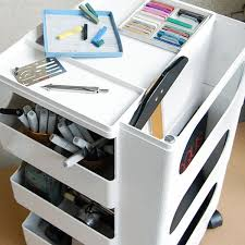 office trolley cart. boby trolley storage unit designed for bline by joe colombo office cart